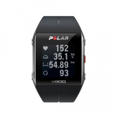 Polar V800 GPS Sports Triathlon Watch Black/Grey