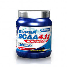 Quamtrax Amino Acids & BCAA Super BCAA 400TAB