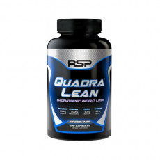 RSP Diet & Weight Management Quadralean Thermogenic 180Cap