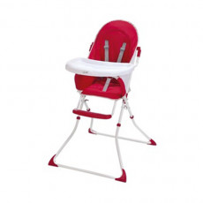 Safety 1st Kanji Highchair Red Lines - 2773260000
