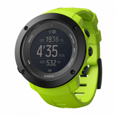 Suunto Ambit3 Vertical Lime  HR Watch