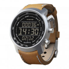 Suunto Elementum Terra n/Brown Leather Watch