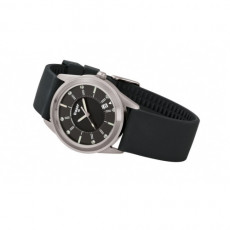 Traser H3 Translucent Blk Silicone Strap