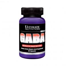Ultimate Amino Acids & BCAA Gaba 750Mg 90Cap