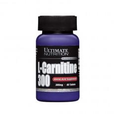 Ultimate Amino Acids & BCAA L Carnitine 300Mg 60TAB