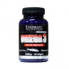 Ultimate Vitamins Health & Herbs Omega-3 90 SG
