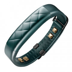 UP3 By Jawbone Teal Cross Heart Rate Activity and Sleep Tracker