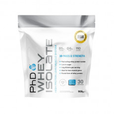 Whey Isolate Vanilla Cream 908G