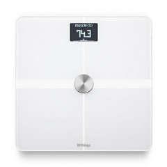 Withings Body Composition Wi-Fi Scale White - WBS05