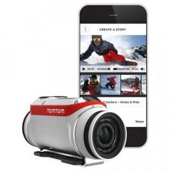 TomTom Bandit Action Camera 16MP Bundle Premium Pack