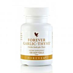 Forever Living Garlic Thyme 100 Softgels