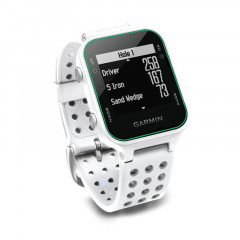 Garmin Approach S20 Golf Watch White