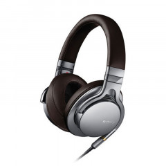 SONY MDR-1A Headphone Brown and Silver