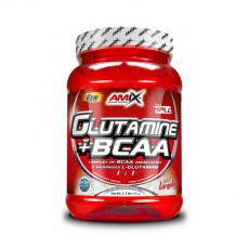 AMIX Amino Acids & BCAA Glutamine + BCAA 500G
