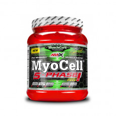 AMIX Pre Workout MYOcell 5 Phase 500Gr