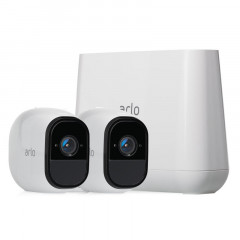 Netgear Arlo Pro Smart Security System with 2 Cameras (VMS4230)
