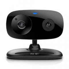 Motorola FOCUS66 Wi-Fi HD Home Monitoring Camera (Black)