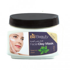 Be Beauty Facial Clay Mask 450ml