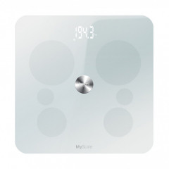 Bewell-Connect MyScale XL 200KG Smart Body Weight Scale - BW-SC4W