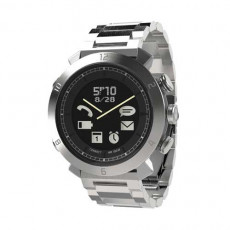 COGITO Classic Silver Stainless Steel Smartwatch