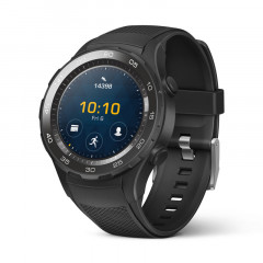Huawei Watch 2 Smartwatch Carbon Black