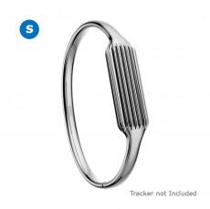Fitbit Flex 2 Accessories Bangle Silver Small