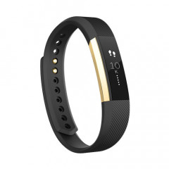 Fitbit Alta Gold Black Small