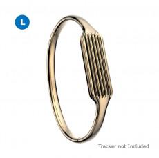 Fitbit Flex 2 Accessories Bangle Gold Large