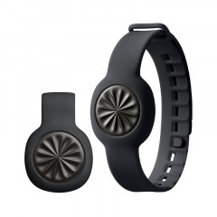 UP Move By Jawbone Activity Tracker Black Burst with Onyx Standard Strap