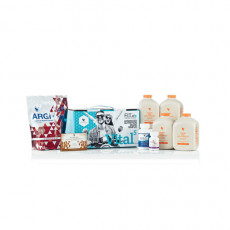 Forever Living Vital 5 with Bits N Peaches