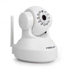 Foscam FC-FI9816PW Wireless IP Pan/Tilt HD Audio Camera – White