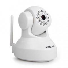 Foscam FC-FI9816PW Wireless IP Pan/Tilt HD Audio Camera – White