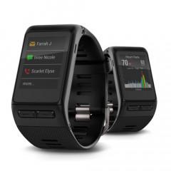 Garmin Vivoactive Wrist-based HR GPS Smart Watch X-Large fit Black