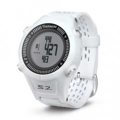 Garmin Approach S2 Golf Watch with GPS White and Gray