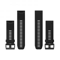 Garmin Fenix 5X QuickFit 26mm Silicone Watch Bands