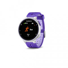 Garmin Forerunner 230 with HR Bundle Black - Purple