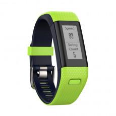 Garmin Approach X40 GPS Golf Band Lime Light Blue Activity Tracker