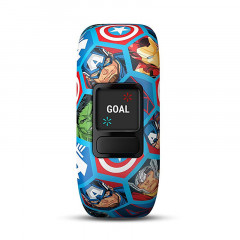 Garmin Vivofit Jr. 2 Activity Tracker for Kids Marvel Avengers (Ages 4-7)