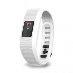 Garmin Vivofit 3 Activity Tracker Regular Fit White