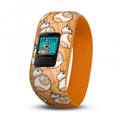 Garmin Vivofit Jr. 2 Activity Tracker for Kids Star Wars BB-8 (Ages 4-7)
