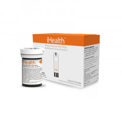 iHealth Blood Glucose Test Strips