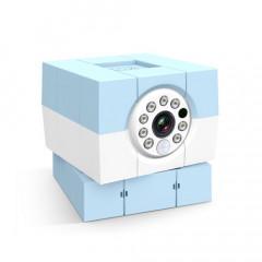 Amaryllo 360° Auto Tracking iBabi Plus Camera Azure