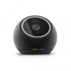 Amaryllo 360° Auto Tracking iCamPRO FHD Camera Black