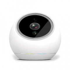 Amaryllo 360° Auto Tracking iCamPRO FHD Camera White