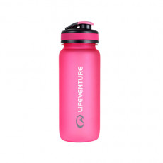 LifeVenture Tritan Bottle Pink 0.65 Liter