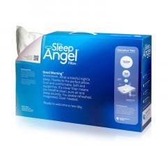 SleepAngel Microfiber Queen Size Specialty Medical Pillows