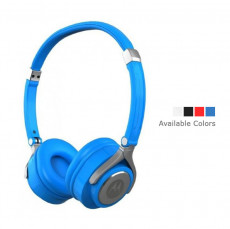 Motorola Pulse 2 SH005 Wired Headphone (Blue)