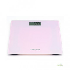 Omron HN289 Pink Weight Scale