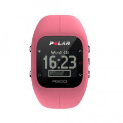 Polar A300 Fitness Watch & Activity Tracker Pink