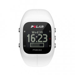 Polar A300 Fitness Watch & Activity Tracker White